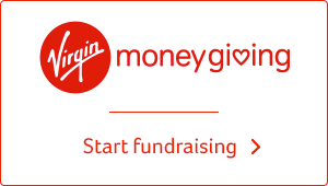 Create a fundraising page using Virgin Money Giving